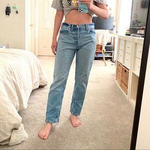 Everlane Relax Boyfriend Jeans sz 26